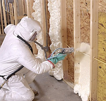 What Is Spray Foam?
