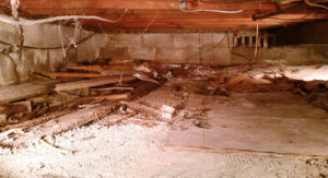 Crawl Space Encapsulation in Philadelphia, PA - NJ - DE